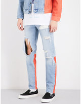 Off-White Off White c/o Virgil Abloh x Levi's Made & Crafted slim-fit skinny jeans