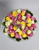 Marks and Spencer The Collection Rose Celebration Bouquet