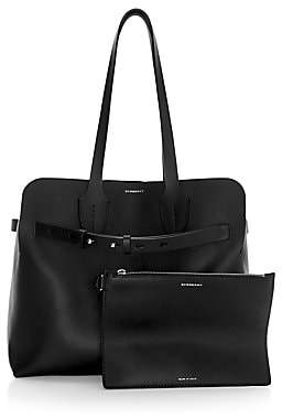 Burberry Women's Medium Soft Leather Belt Tote