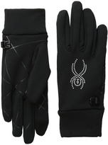 Spyder Stretch Fleece Conduct Glove Extreme Cold Weather Gloves