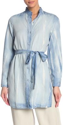 Fifteen-Twenty Tie Dye Tunic Top