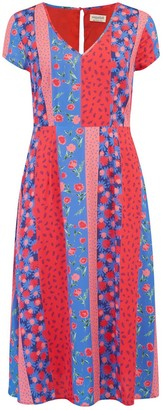 Sugarhill Brighton Xanthe Bloomin Lovely Floral Midi Dress
