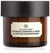 The Body Shop Chinese Ginseng & Rice Clarifying Polishing Mask