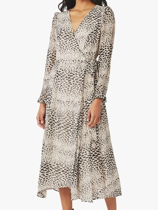 Ghost Sonal Animal Print Dress, Alicia Spot