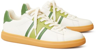 Tory Burch Howell Court Striped Sneaker