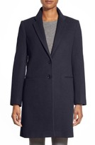 Helene Berman Women's Wool Blend College Coat
