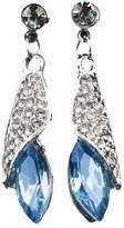 RéVive Redvive Hot Stately Art Form Earrings Crystal Drop Earrings