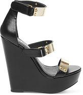 Steve Madden Whitneyy Platform Wedge Sandals