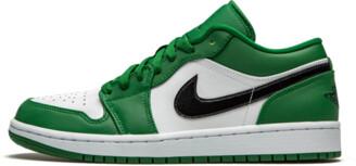 Jordan Air 1 Low 'Pine Green' Shoes - Size 8