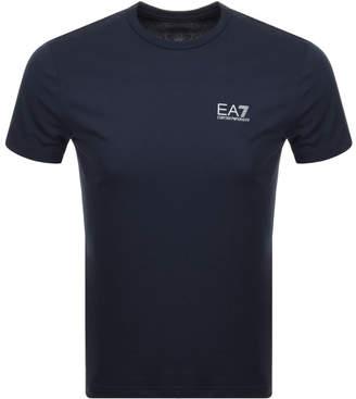 Emporio Armani Ea7 EA7 Core ID Crew Neck T Shirt Navy