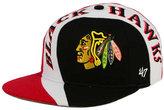 '47 Chicago Blackhawks Circuit Snapback Cap