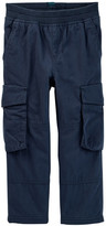 Tea Collection Lined Cargo Pant (Toddler, Little Boys, & Big Boys)