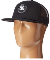DC Harlenson Trucker Hat Caps
