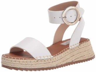 Steven by Steve Madden Women's Tiny Espadrille Wedge Sandal