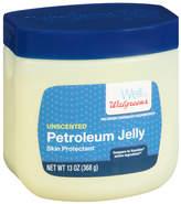 Walgreens Petroleum Jelly Jar Unscented