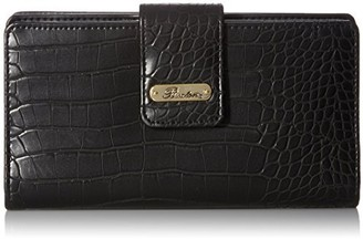 Buxton Women's Nile Exotic Superwallet