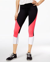 Tommy Hilfiger Colorblocked Cropped Leggings, A Macy's Exclusive