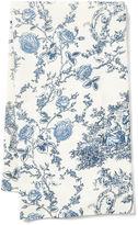 Maison Du Linge Princesse Tea Towel, Ecru/Blue