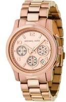Michael Kors MK5128 Ladies Rose Gold Tone Bracelet Watch