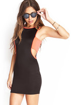 Forever 21 Cutout Bodycon Tank Dress
