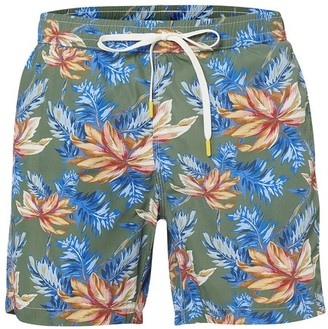 Hartford Hibiscus swimming shorts
