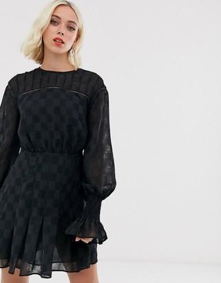 Stevie May nuance mini dress
