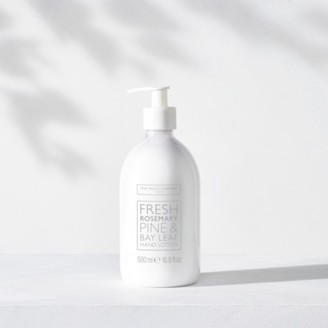 The White Company Fresh Rosemary Hand Lotion, No Colour, One Size