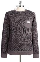 Wesc Fairisle Crewneck Sweatshirt