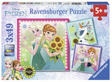 Ravensburger Disney Frozen: Fever Puzzles - Set of 3