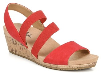 LifeStride Marina Wedge Sandal