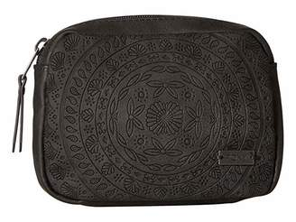 Roxy Mexican Sun Faux Leather Fanny Pack (True Black) Day Pack Bags
