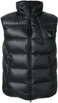 C.P. Company zip pocket padded gilet