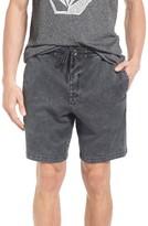 Volcom Men's Flare Acid Wash Shorts