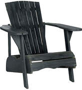 One Kings Lane Vista Adirondack Chair - Dark Slate Gray