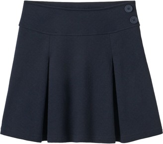 Chaps Girls 4-16 & Plus Size School Uniform Skort