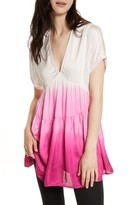 Free People Women's Sun Up Tie Dye Tunic Dress