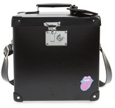 Globe-trotter The Rolling Stones 12-Inch Hardshell Record Case - Black