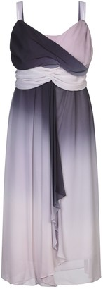 Diana Gallesi 3/4 length dresses