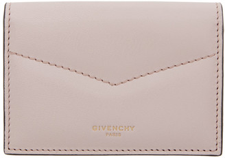 Givenchy Pink Edge Card Holder