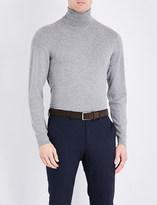 Ralph Lauren Purple Label Turtleneck cashmere jumper