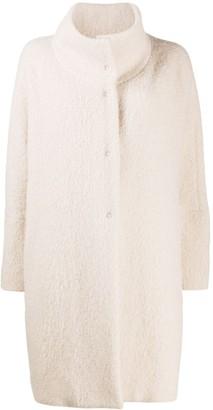 Antonelli Textured Wool-Mix Coat
