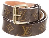 Louis Vuitton Mini Monogram Belt