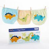Baby Aspen 3-pk. Dinomite Diaper Covers - Baby