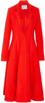 Jason Wu Fit And Flare Wool Coat