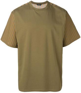 Qasimi Block stripe T-shirt