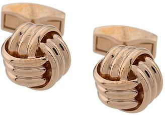 Tateossian knotted cufflinks