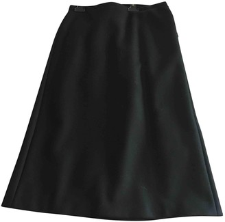 N°21 N21 Black Wool Skirt for Women