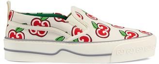 Gucci Chinese Valentine's Day women's Tennis 1977 slip-on sneaker