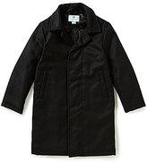 Class Club Big Boys 8-20 Flannel Long Dress Coat