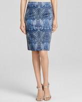 Nanette Lepore Sexy Paisley Skirt